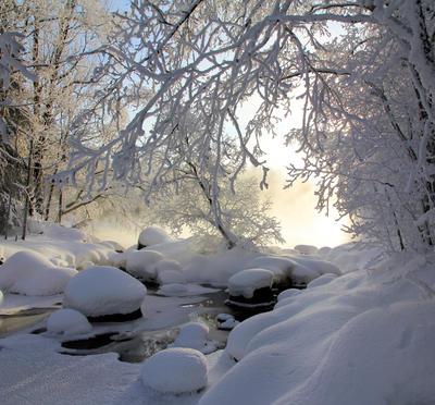 winter wonders from Finland by KariLiimatainen