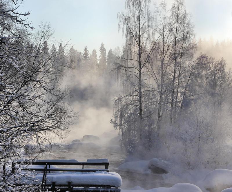 last winter by KariLiimatainen