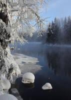 quiet river by KariLiimatainen