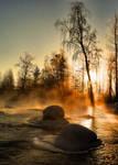 Winter wonder by KariLiimatainen