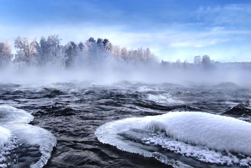 river view II by KariLiimatainen