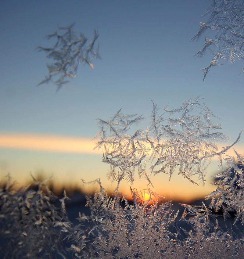 frozen view by KariLiimatainen