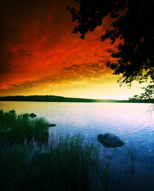 summer colors by KariLiimatainen