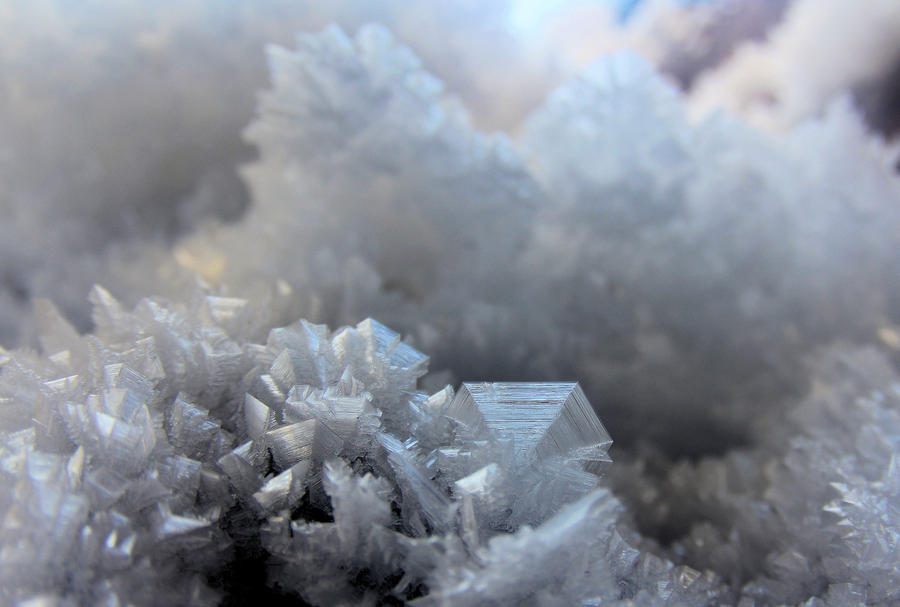 ice pieces by KariLiimatainen