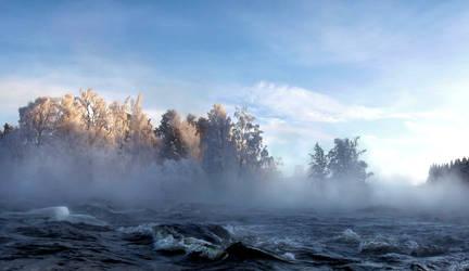 Nature power by KariLiimatainen