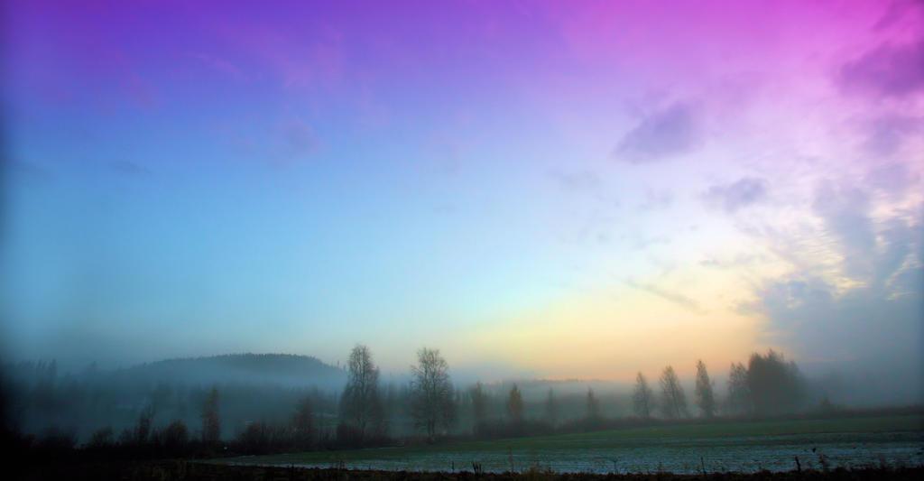New morning by KariLiimatainen