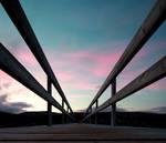 Bridge dusk.