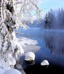 Beautiful winter day.