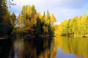 Autumn time in Finland by KariLiimatainen