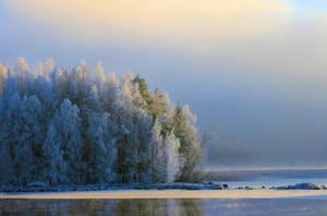 Winter memories. by KariLiimatainen