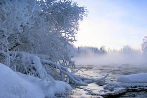 Winter wonderland  ... by KariLiimatainen