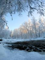 Winter view by KariLiimatainen