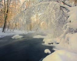 Winter view. by KariLiimatainen