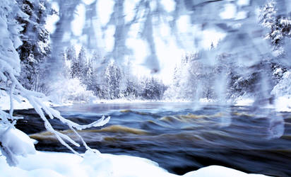 River view .. by KariLiimatainen