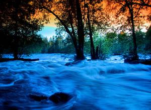 River view ...