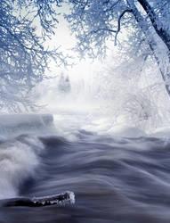 Winter wonderland- Finland by KariLiimatainen
