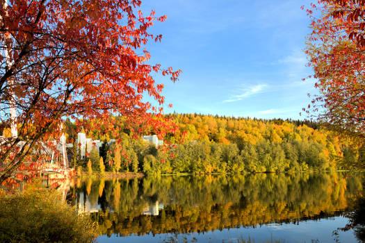 Autumn view