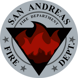 [COMMISSION] San Andreas Fire Dept. seal