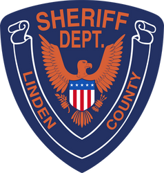 [COMMISSION] Linden County Sheriff Dept. seal