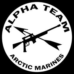 [Reconstruction] Arctic Marines: Alpha Team seal