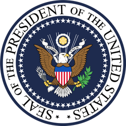 [Reconstruction] Seal of the President of the U.S.