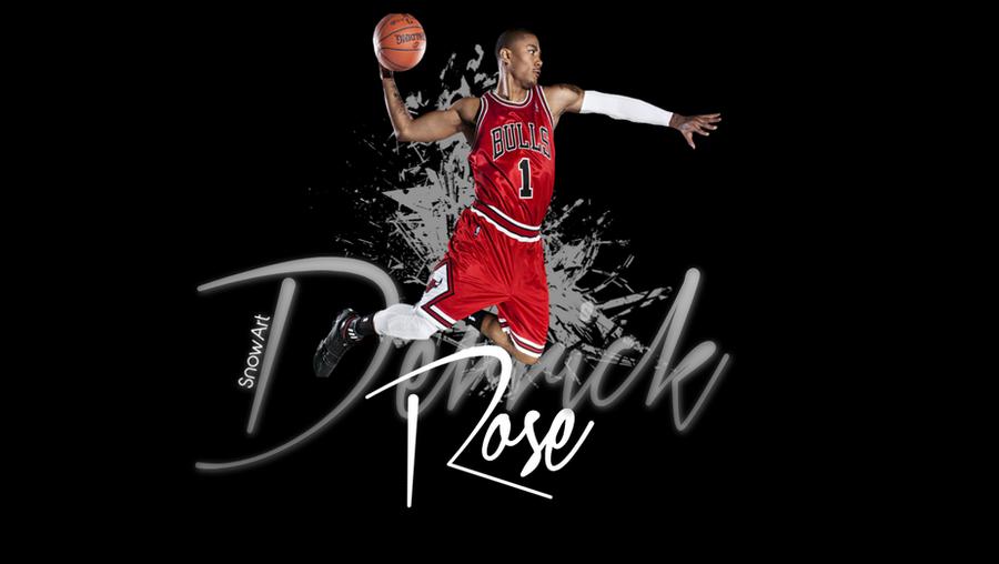 gallery for derrick rose logo hd