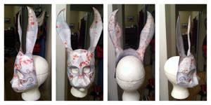 Bioshock Bunny Splicer Mask