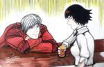 Dante y Lady by Nina-30