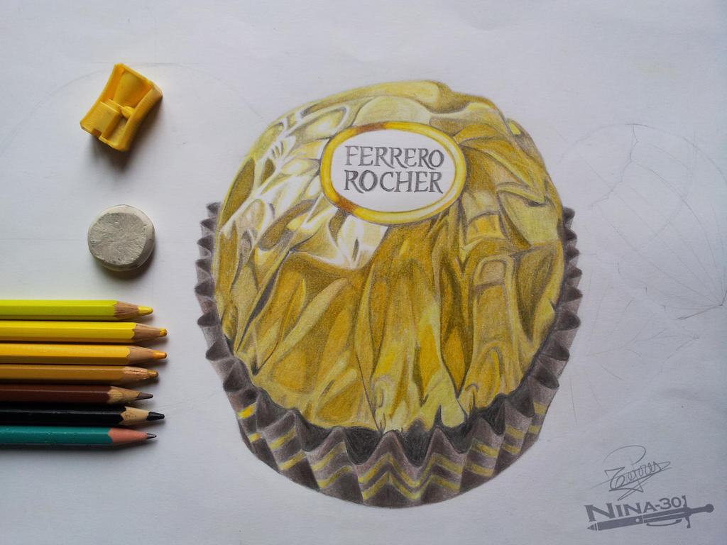 Ferrero Rocher by Nina-30
