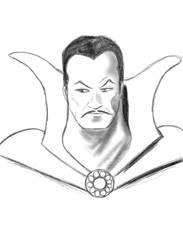 Doctor Strange by saleemnoorali