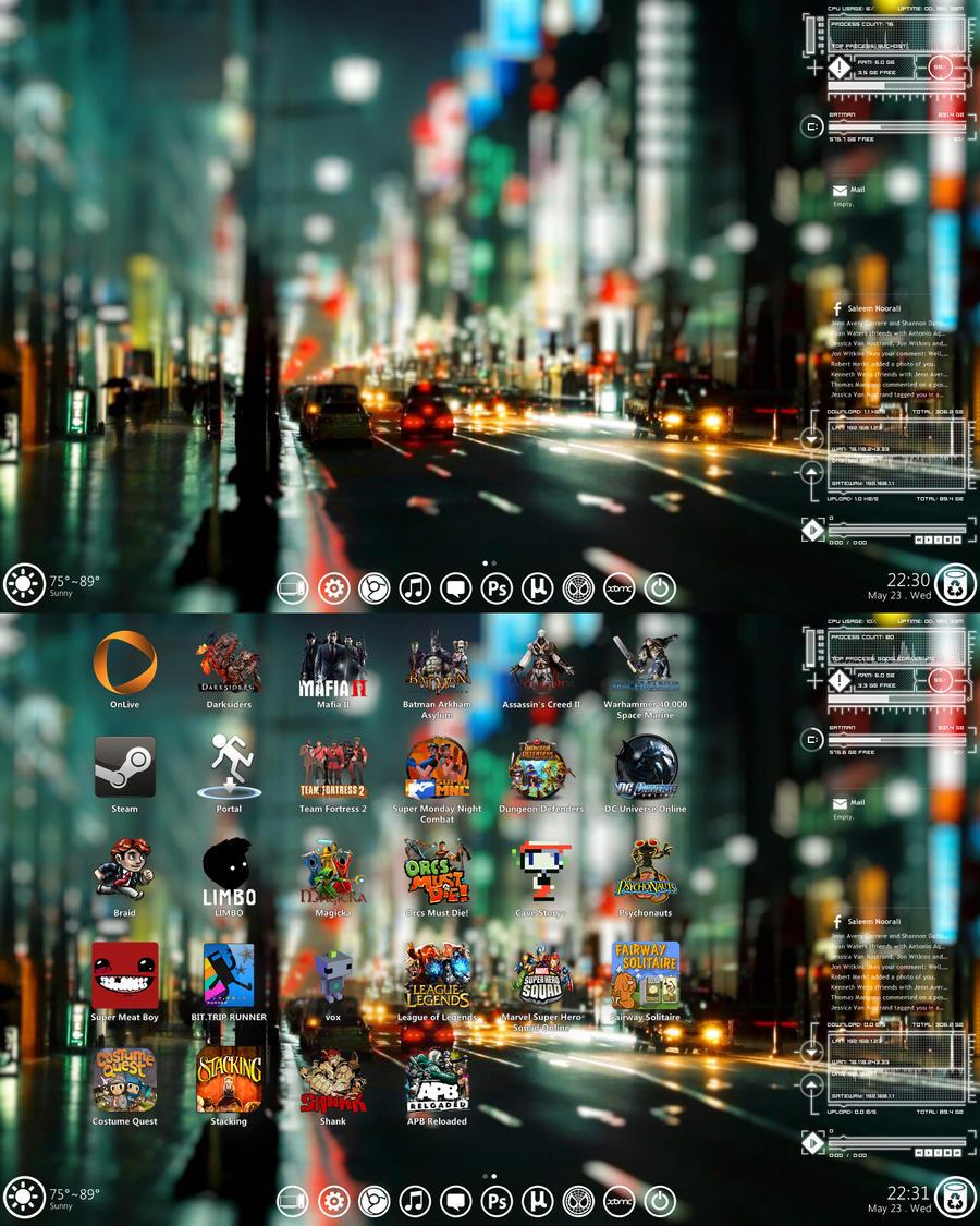 Desktop: May 23, 2012 by saleemnoorali