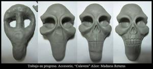 Classic skull AMR WIP