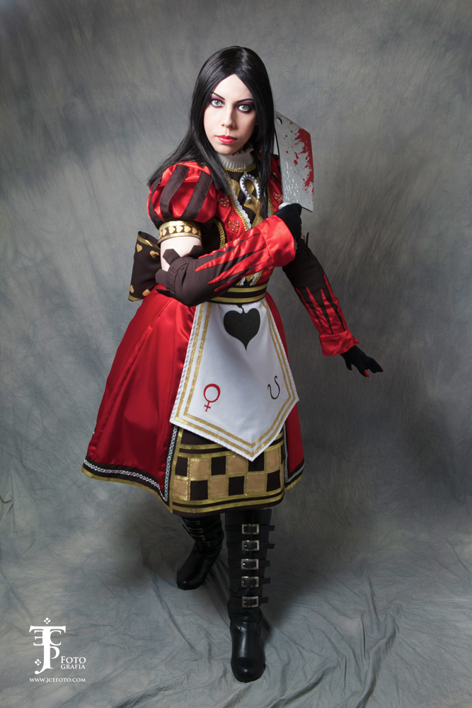 AMR Royal Suit cosplay 1 by gyanax