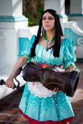 Alice Siren by gyanax