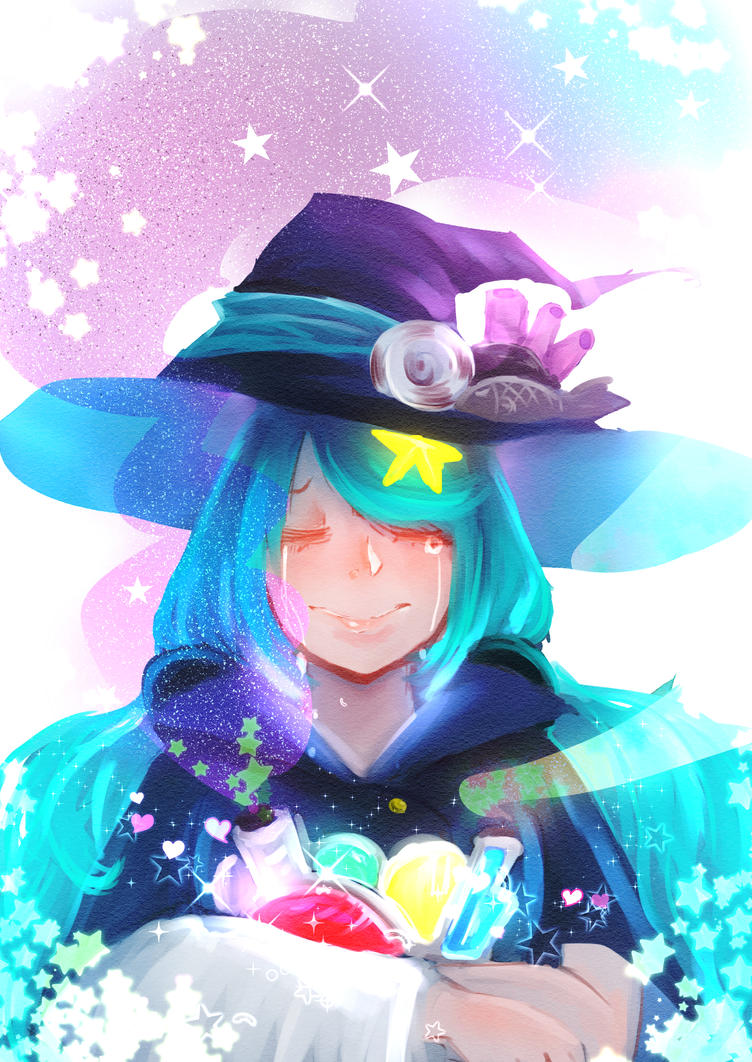 Witch by Syreni-Desu