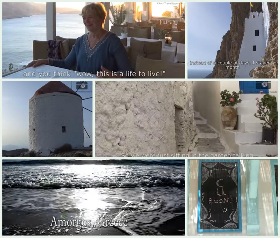 Amorgos: The ones that came back by elilee23