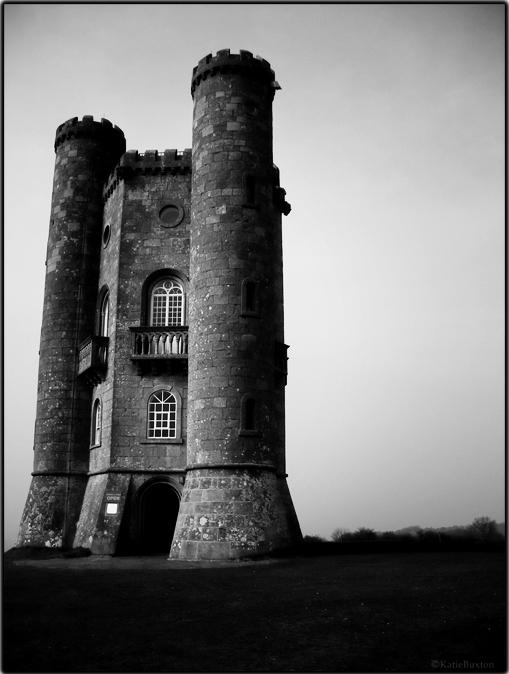 Tower by katinapotatoes