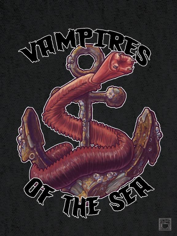 Vampires of the Sea by 0CoffeeBlack0