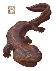 Koolasuchus cleelandi by 0CoffeeBlack0