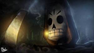 Grim Fandango - Manny Calavera