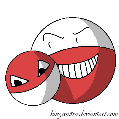 electrode and voltorb - photo #10