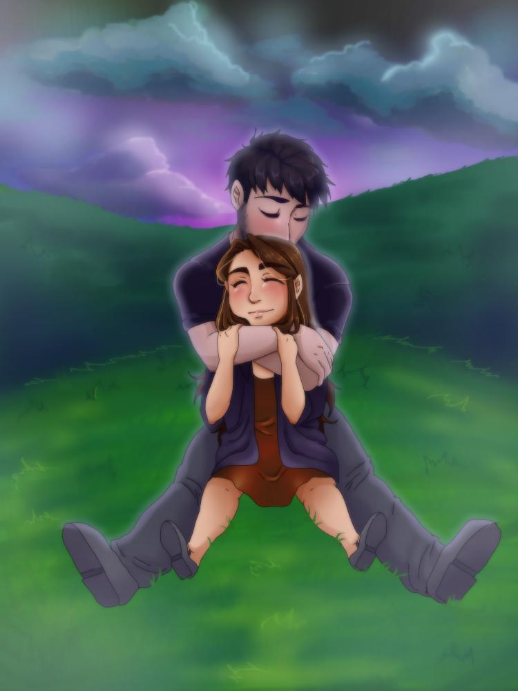 Hug by Meeps-Chan