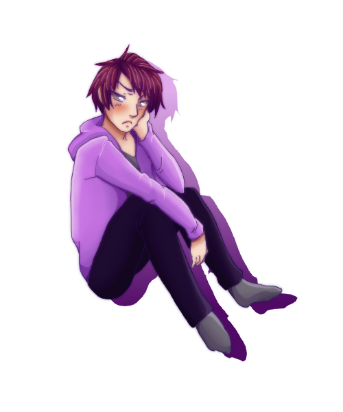Day 6: Purple by Meeps-Chan