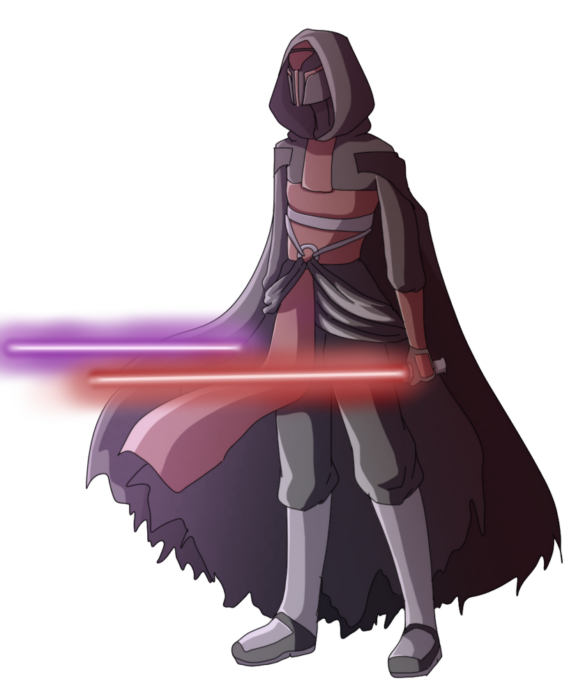 Star Wars Day 30: Darth Revan by Meeps-Chan