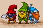 Three Dwarfs