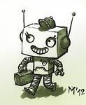 Robot Evelin