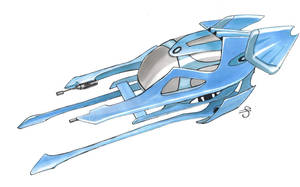 spacecraft 2 by fulbu