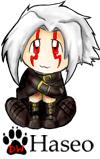 Chibi Haseo by dragonicwolf