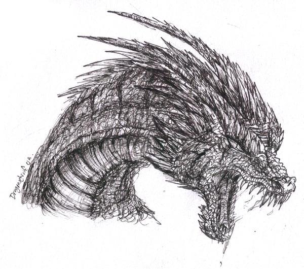 Evil dragon roar lol60...