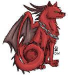DragonicWolf scribble